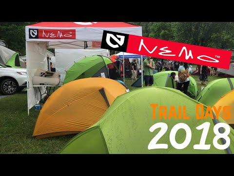 Trail Days 2018 Gear Vendors ~ Nemo
