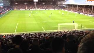Fulham x City - Fernandinho chant