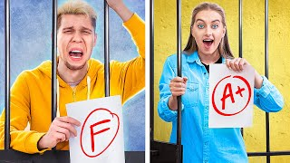 My College Is a Prison! Students Prank Wars!