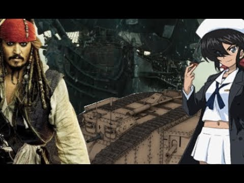 10th Anniversary Special - Part 2 - Girls Und Panzer - You Are A Pirate