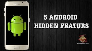 [HINDI] 5 Android hidden useful features - NO ROOT - Must try