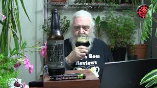 Beer Review # 3661 Epic Brewing 2019 Big Bad Baptist Reserve Imperial Stout