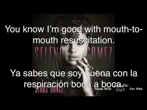 Slow Down - Selena Gomez Lyrics Español/Inglés