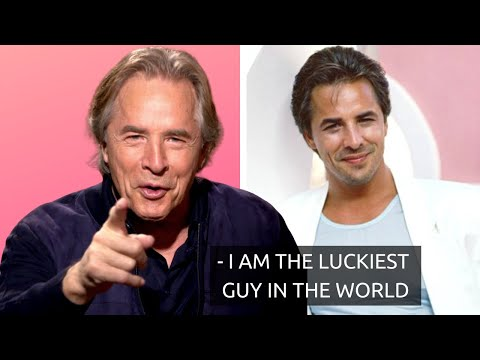 DON JOHNSON On Turning 70, MIAMI VICE - Being A Good DAD And 'Knives Out'