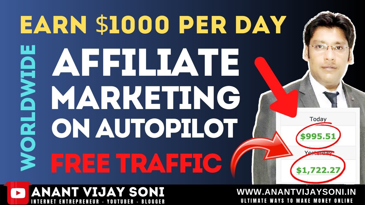 Earn 00 Per Day | Affiliate Marketing on Autopilot – Big Ticket Commissions Review in Hindi