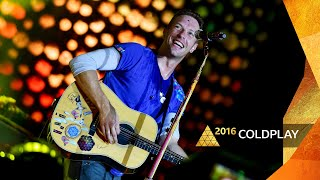 Coldplay - Adventure Of A Lifetime (Glastonbury 2016)