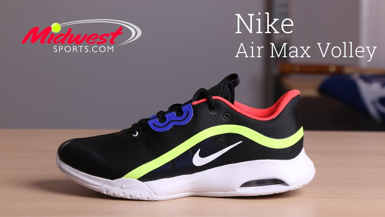 Nike Air Max Volley Tennis Shoe Review | Midwest Sports