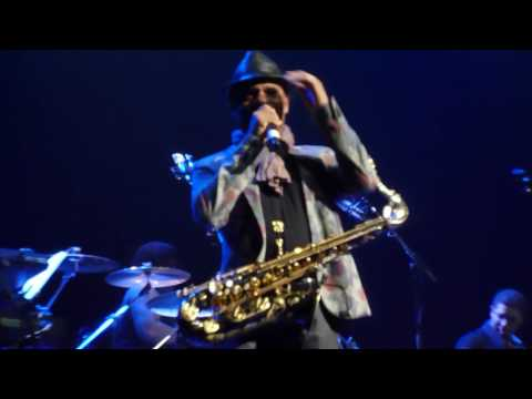 Kirk Whalum ~ Ascension ~ Maxwell cover