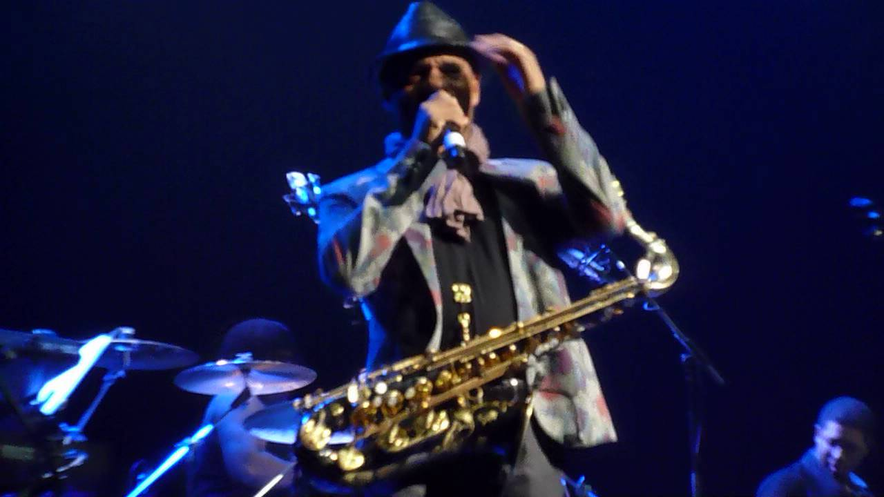 Kirk Whalum ~ Ascension ~ Maxwell cover - YouTube