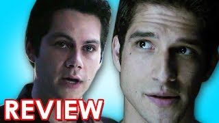 "Download Video Teen Wolf Season 6 Episode 20 REVIEW ""The Wolves of War"" (SERIES FINALE) MP3 3GP MP4"