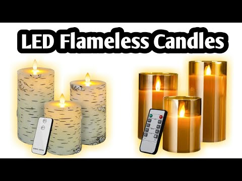 Best LED Flameless