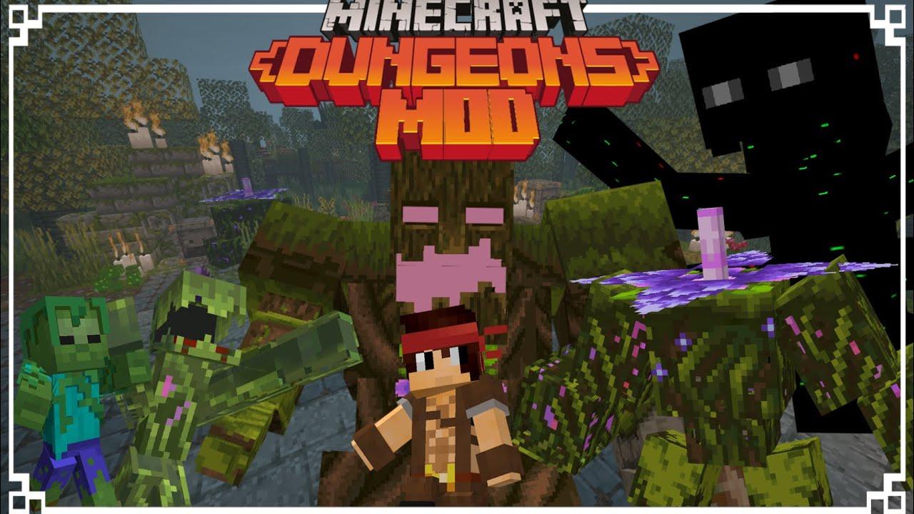 Dungeons Content Mods Minecraft CurseForge