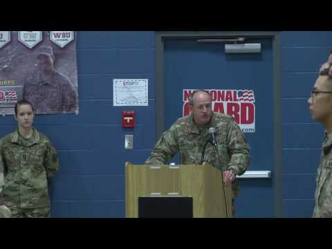 176th Engineers Welcome Home Ceremony