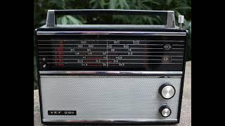 Всесоюзное радио.Программа радиостанции «Юность».Фрагменты записей.Школьные годы.