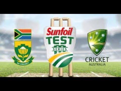 South Africa vs Australia 4th Test Match, Johannesburg, 30th FEB 2018