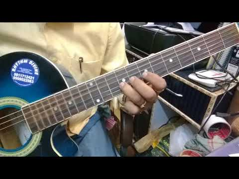 Chand Sifarish Full Guitar Tab+Chords Lesson.