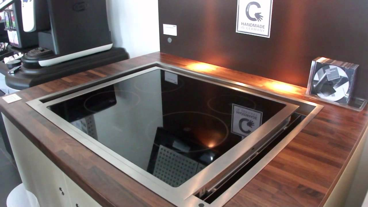blanco gutmann mesa downdraft extractor youtube. Black Bedroom Furniture Sets. Home Design Ideas