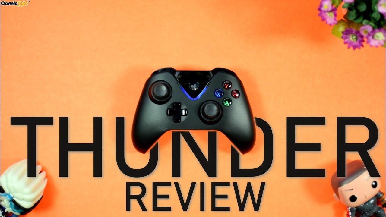 1cc46116d65 Cosmic Byte Thunder Wireless Gamepad - Premium Affordable - YouTube