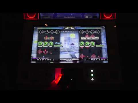 DDR A Tournament Losers Round 3 - Scotty vs Sinner - Afronova(X-Special) Challenge