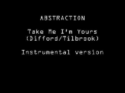 Abstraction - Take Me I'm Yours (Instrumental mix)