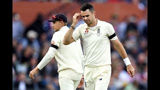 James Anderson hails Joe Root's valiant efforts in final Ashes Test