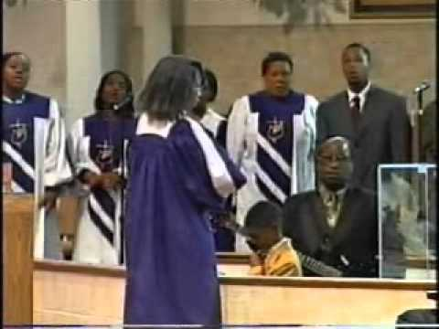Greater Bible Way Temple Choir 2002