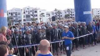 Thomas Cook Ironman 70.3  Alcudia ,Mallorca