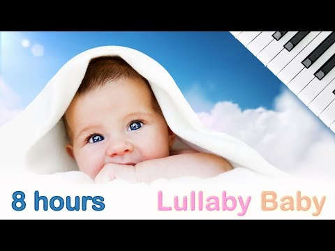 ✰ 8 HOURS ✰ Relaxing PIANO Music Instrumental ♫ LONG Soft Peaceful Medley ♫ Baby Music to Sleep