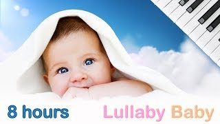 🌟 8 HOURS 🌟 Relaxing PIANO Music Instrumental ♫ ❤️ 💤 LONG Soft Peaceful Medley ♫ Baby Music to Sleep