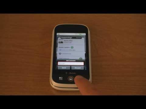 Motorola CLIQ Full Review