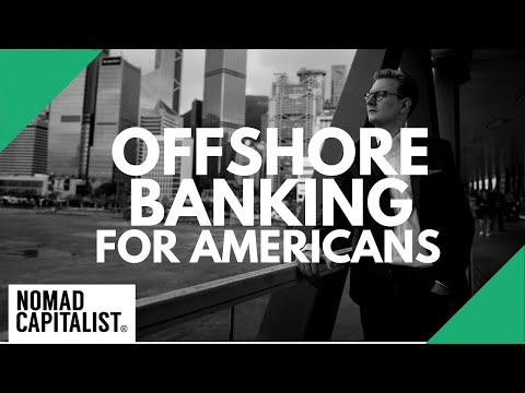 Americans: You CAN Open Offshore Bank Accounts