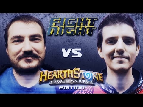 Fight Night Hearthstone - Kripparrian vs Artosis - S01E03