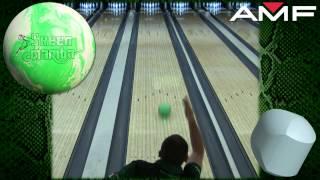 amf green mamba bowling ball presented by amf 300 bowling