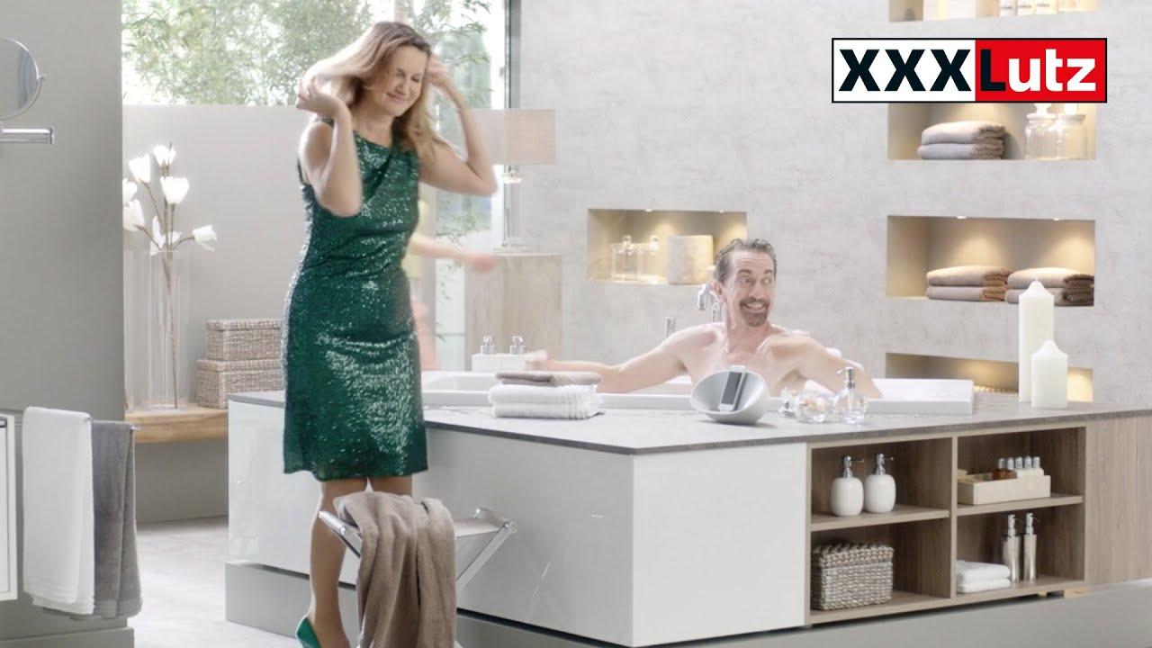 xxxlutz tv spot 2015 badezimmer jubil um youtube. Black Bedroom Furniture Sets. Home Design Ideas