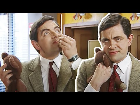 LAUNDRY Problems | Funny Clips | Mr Bean Official