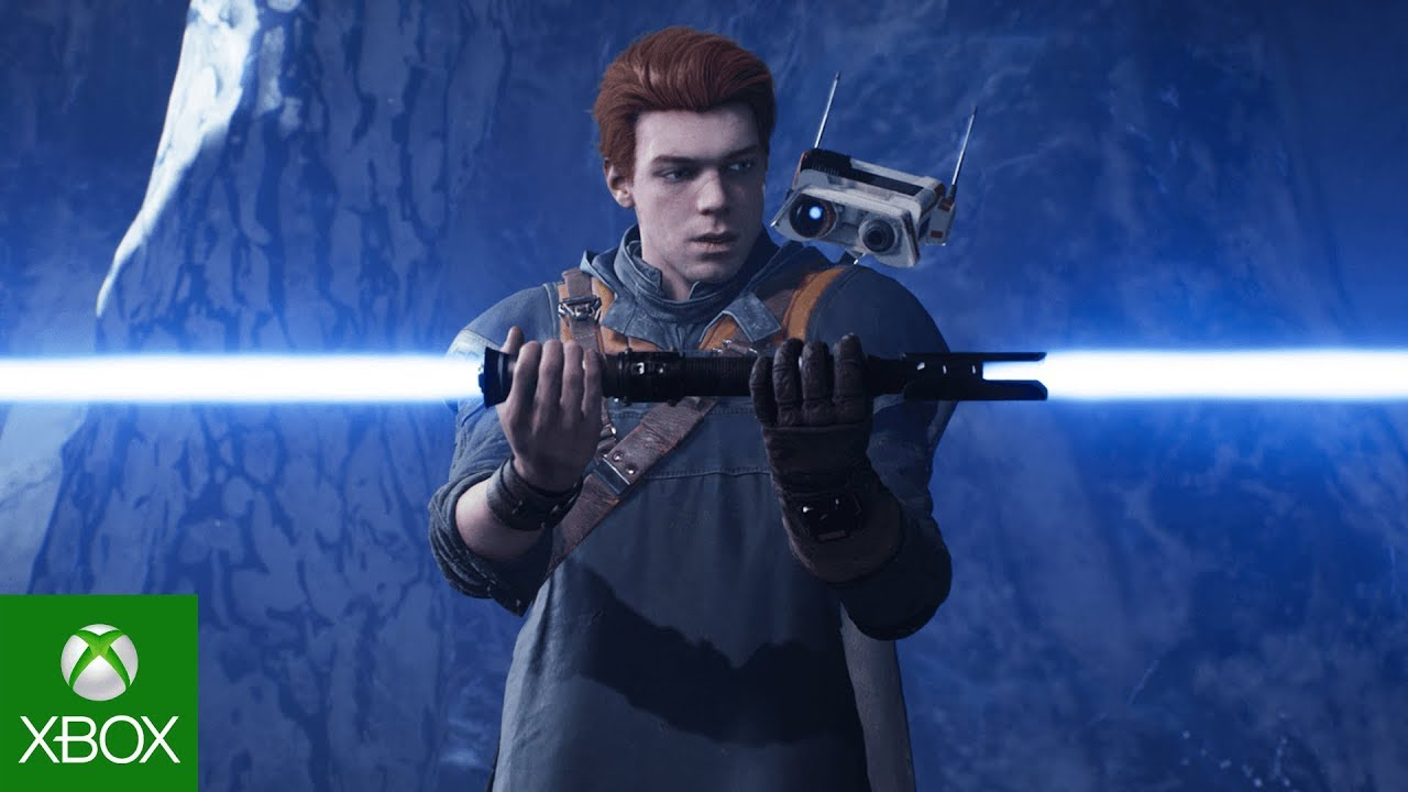 Star Wars Jedi: Fallen Order – Black Friday Trailer