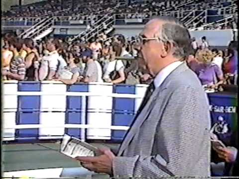 Dick Becker Nebraska Horse Racing Hall of Fame