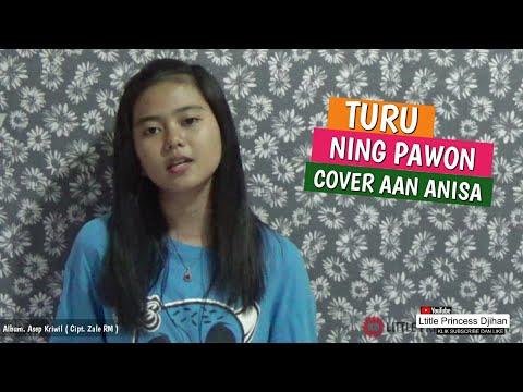 Syahdu TURU NG PAWON CEWE ( COVER ) AAN ANISA