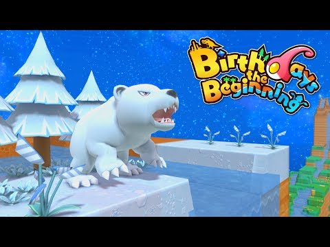 Saber Tooth Tigers, Mammoths, and Polar Bears! - Let's Play Birthday's The Beginnings Gameplay