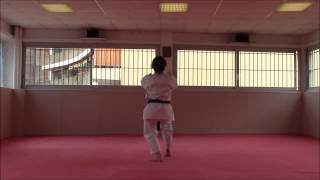 Gojushiho Sho - Karate Training Sonia Fiuza