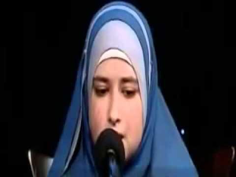 sumayyah qori'ah terbaik asal turky