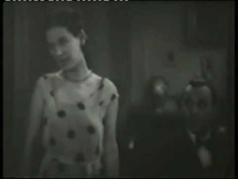 """Fragment aus dem Film """"Einer Frau muss man alles verzeih'n"""" mit Blandine Ebinger (1931)"""