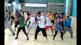 Longinus choreographer of Jai Ho