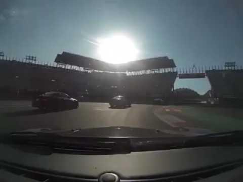 Bmw M3 E90 420hp Crash Circuito Accidente Youtube