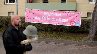 Nazis against Nazis – Germany's most involuntary charity walk thumbnail