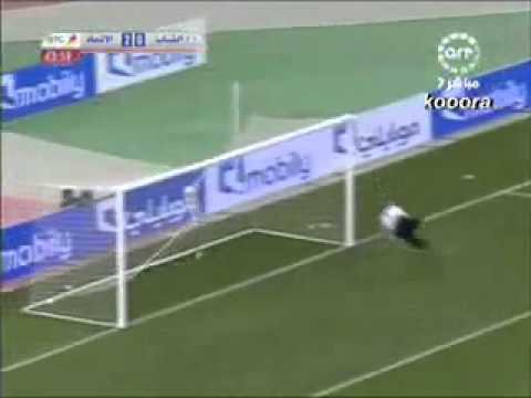أهداف مباراة الإتحاد و الشباب 4-0 -YouTube