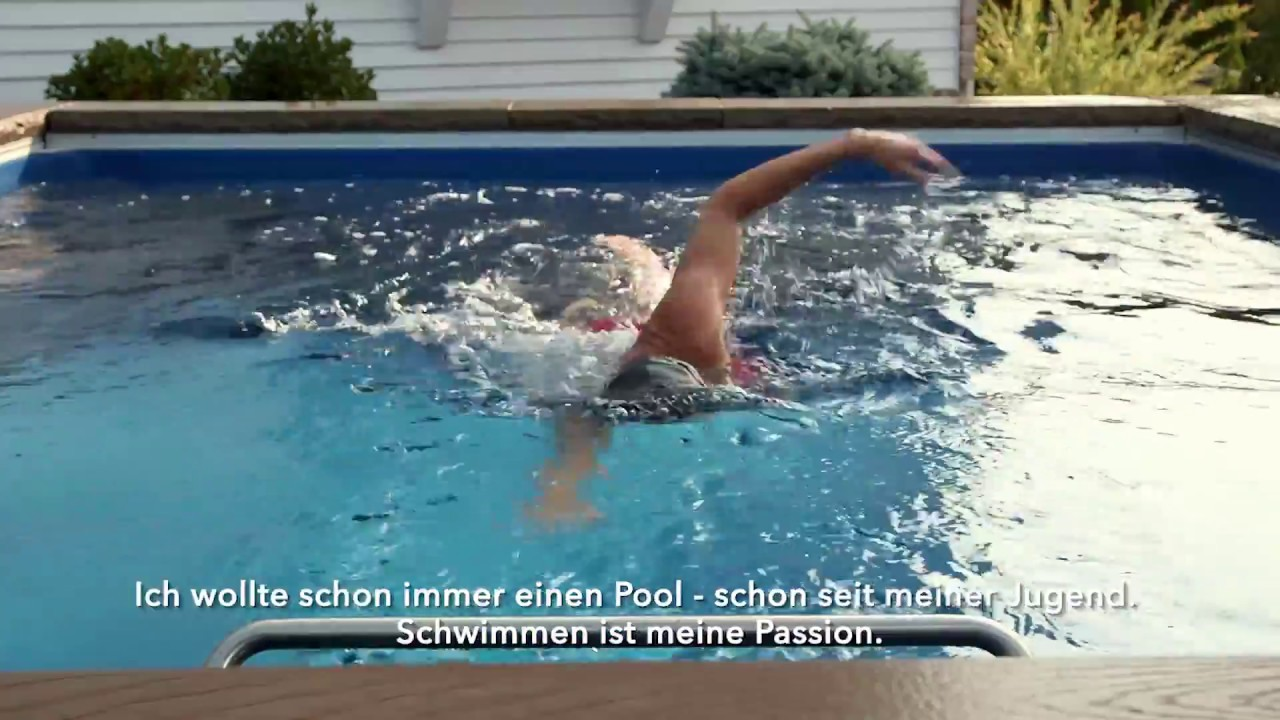 endless pool einf hrung gegenstromanlage f r pools youtube. Black Bedroom Furniture Sets. Home Design Ideas
