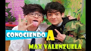 Conociendo a MAX VALENZUELA