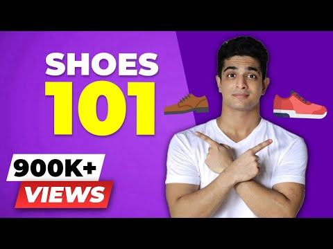 Ultimate Shoe Collection for Indian Men | Men's Essential Shoes | BeerBiceps Fashion