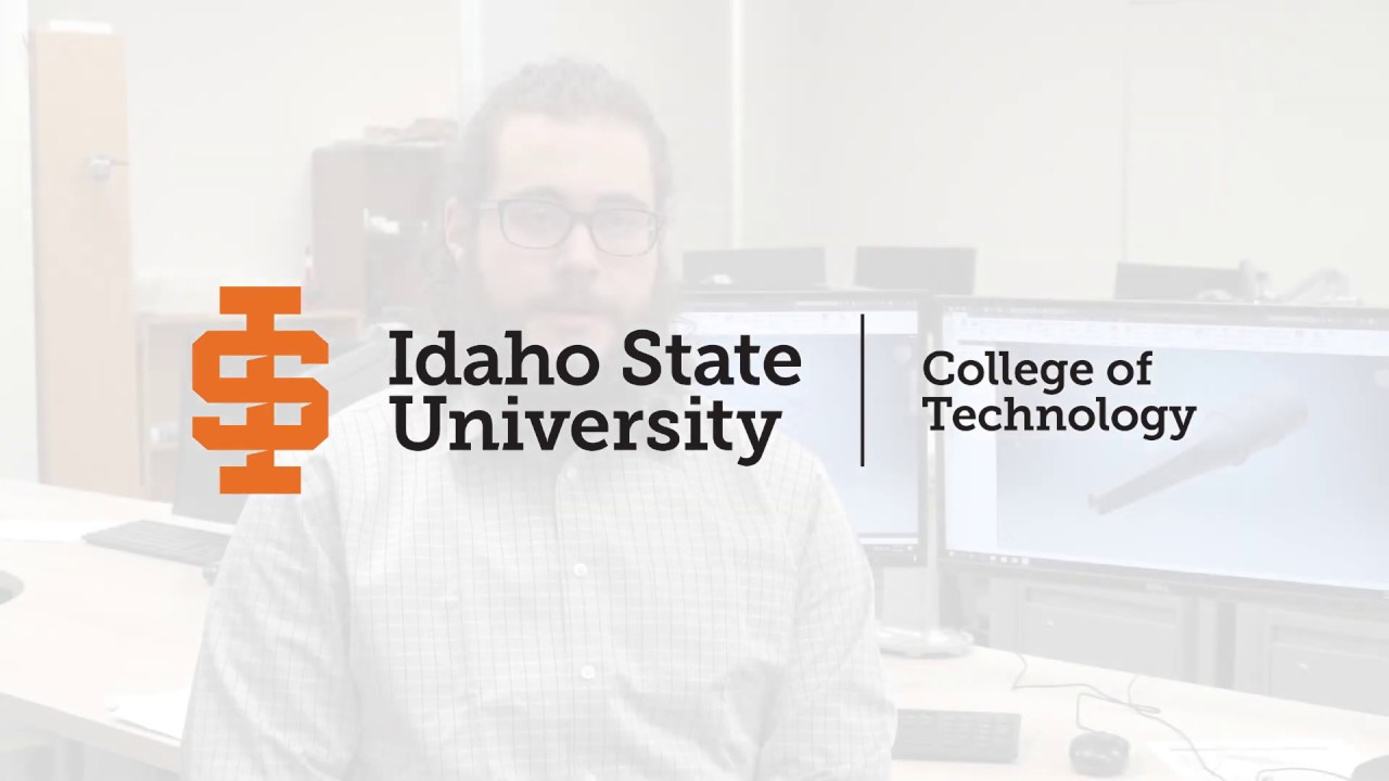 Computer Aided Design Drafting Isu College Of Technology Youtube